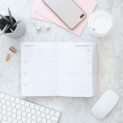 How A Paper Planner Helps You Stay Organised