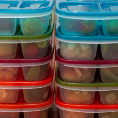 My Exact Lunch Prep System